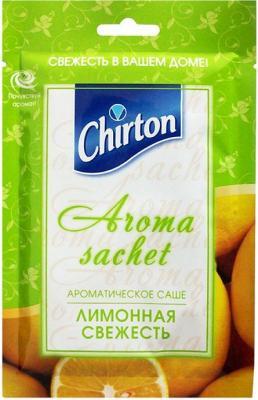 Саше для белья CHIRTON Лимонная свежесть 15 гр