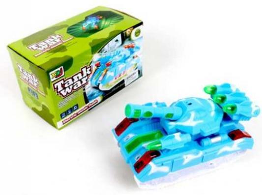 Танк Наша Игрушка Танк синий 189A нтм игрушка пластм танк в ассорт