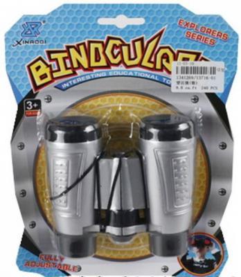 Бинокль Наша Игрушка 13716-01 бинокль наша игрушка 13716 01