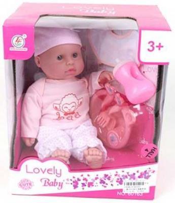 Игровой набор Наша Игрушка Любимый малыш в пижамке 60163 laete 60163