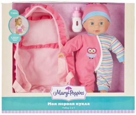 Купить Игровой набор Mary Poppins Милый болтун 451194, пластик, текстиль, Куклы Mary Poppins