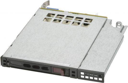 Лоток SuperMicro MCP-220-81506-0N 12G 2.5 Slim Floppy Size Drive Kit mx25l25735emi 12g