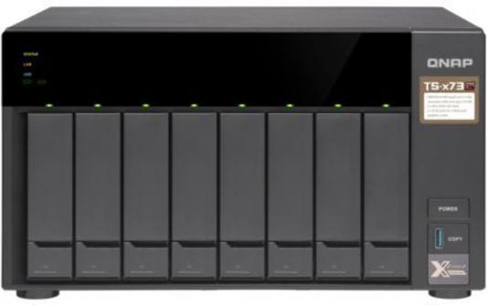 цена на Сетевое хранилище NAS Qnap TS-873-4G 8-bay