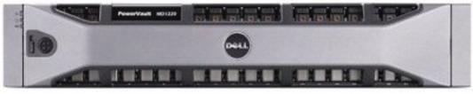 Дисковая полка Dell PV MD1200 x12 3.5 2x600W PNBD 3Y 2х2m SAS (210-30719-73)