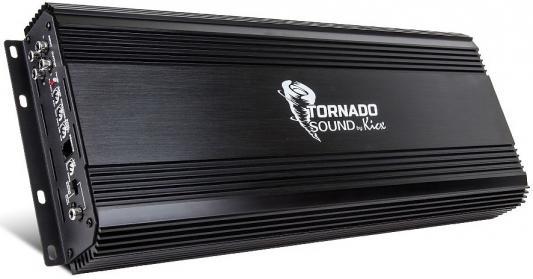 Усилитель автомобильный Kicx Tornado Sound 2500.1 одноканальный