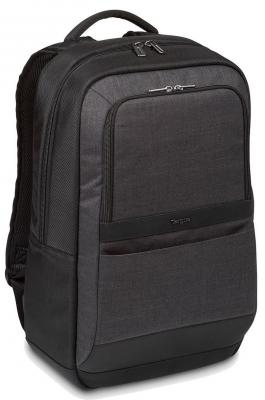 Рюкзак для ноутбука 15.6 Targus CitySmart полиэстер черный серый TSB911EU рюкзак для ноутбука 16 0 targus cn600