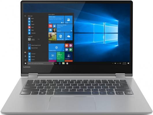 Трансформер Lenovo Yoga 530-14ARR Ryzen 7 2700U/8Gb/SSD256Gb/AMD Radeon Vega 10/14/IPS/Touch/FHD (1920x1080)/Windows 10/black/WiFi/BT/Cam 14 touch panel glass digitizer fhd ips lcd screen display assembly bezel for lenovo yoga 510 14ikb 80vb 80vb0081ge 80vb0073ix