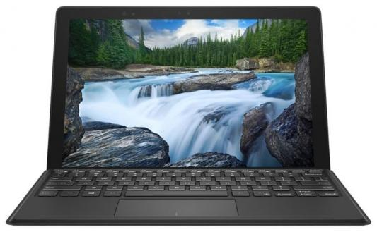 Планшет Dell Latitude 5290 Core i5 8350U (1.7) 2C/RAM8Gb/ROM256Gb 12.3 WUXGA 1920x1280/4G/Windows 10 Professional 64/черный/8Mpix/5Mpix/BT/WiFi/Touch цена