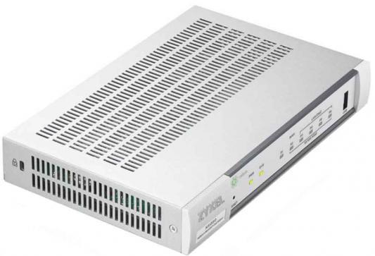 Сетевой экран Zyxel NSG50 (NSG50-ZZ0101F) 10/100/1000BASE-TX серебристый сетевой экран zyxel nsg50 nsg50 zz0101f 10 100 1000base tx серебристый