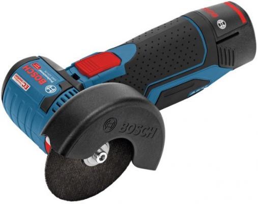 Углошлифовальная машина Bosch GWS 12-76 V-EC (0.601.9F2.00B) 76 мм шлифовальная машина bosch gws 10 8 76 v ec 06019f2000