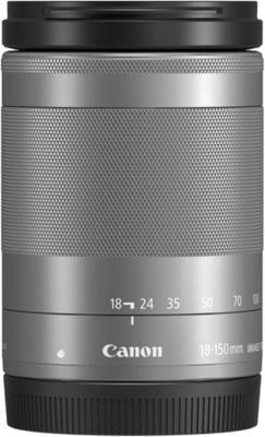 Объектив Canon EF-M IS STM (1376C005) 18-150мм f/3.5-6.3 серебристый объектив canon ef 50 f1 8 stm