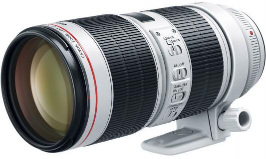лучшая цена Объектив Canon EF IS III USM (3044C005) 70-200мм f/2.8L