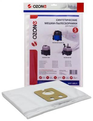 цена на Мешок для пылесоса Ozone MXT-305/5