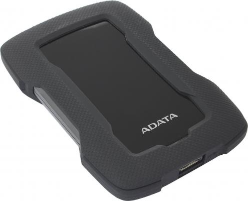 Жесткий диск A-Data USB 3.0 2Tb AHD330-2TU31-CBK HD330 DashDrive Durable 2.5 черный жесткий диск a data usb 3 0 2tb ahd720 2tu31 cbk hd720 dashdrive durable 2 5 черный