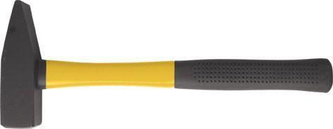 Молоток КУРС 44137 с фиброглассовой ручкой 800гр. молоток fit с фиброглассовой ручкой профи 44306