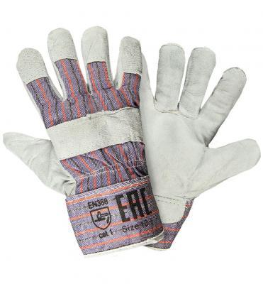 Перчатки 2HENDSRACHA Ангара0115 спилковые комбинированные перчатки newton per20 русские львы комбинированные спилковые