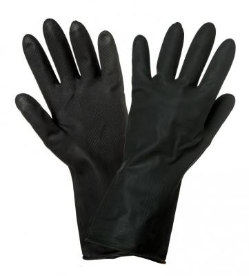 Перчатки AIRLINE AWG-LS-10 латексные защитные от агрессивных жидкостей перчатки airline awg n 02