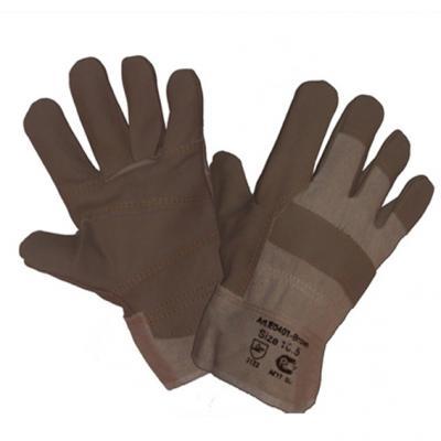 Перчатки NEWTON Brown per33 кожаные комбинированные перчатки спилковые newton per21 summer yeti