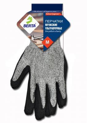 Перчатки БЕРТА 555 мужские ультрапрочные