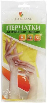 Перчатки ЕВРОХАУС латексные XL перчатки мма everlast перчатки тренировочные prime mma l xl