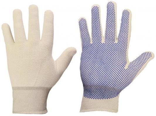 Фото - Перчатки МАНИПУЛА Антистатик нейлоновые антистатические белые без ПВХ защитные антистатические перчатки из углеродного волокна ermar erma