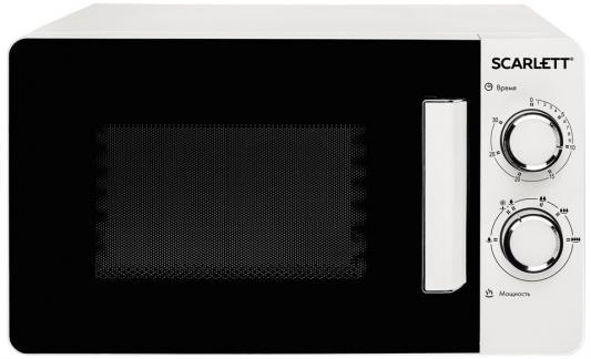 Микроволновая Печь Scarlett SC-MW9020S03M 20л. 1150Вт белый