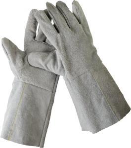 Краги СИБИН 11337-XL из спилка xl длина-350мм аксессуар перчатки сибин 1134 xl