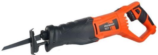 Сабельная пила Patriot RS 808 850Вт 2800ход/мин пила сабельная hammer flex lzk800b 800вт 2800ход мин