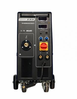 цена на Сварочный полуавтомат Aurora pro PRO OVERMAN 250/3