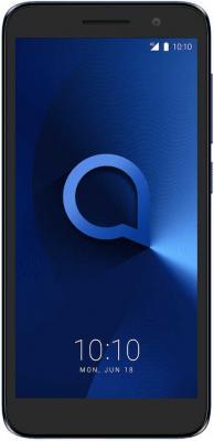 Смартфон Alcatel 1 5033D 8 Гб синий (5033D-2BALRU1) смартфон alcatel 1 5033d 8gb black
