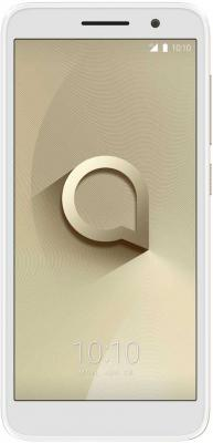 Смартфон Alcatel 1 5033D 8 Гб золотистый (5033D-2CALRU1) смартфон alcatel 5045d pixi 4 white orange
