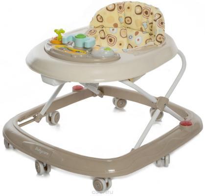 Ходунки Baby Care Corsa (beige) ходунки baby care pilot white 18