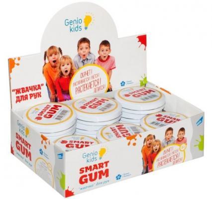 Пластилин для детской лепки SMART GUM цвет в асс-те дождевик для детской коляски в асс те