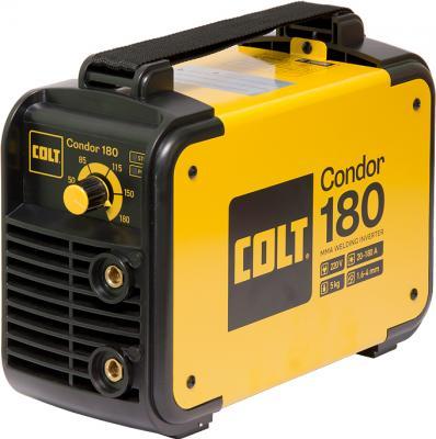 Инвертор COLT Condor 180 сварочный max ток 180А сварочный инвертор кратон smart wi 180