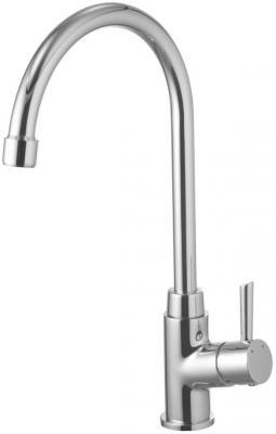 Смеситель ZENTA Новео Z0101_R для мойки кухонной, картридж 25мм, хром смеситель для кухонной мойки smeg me3av