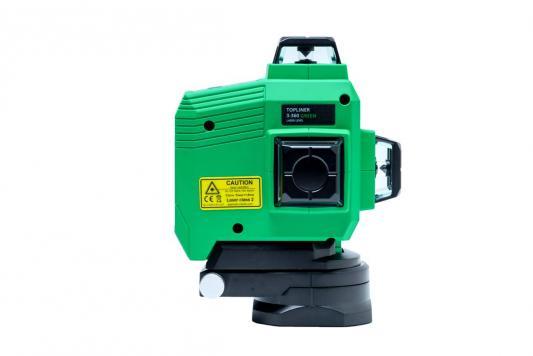 Уровень ADA TopLiner 3-360 GREEN построитель лазерных плоскостей построитель лазерных плоскостей instrumax element 2d green