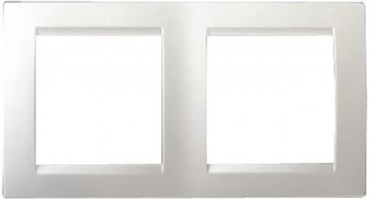 цены Рамка SIMON 15 1500620-030 2-я белая