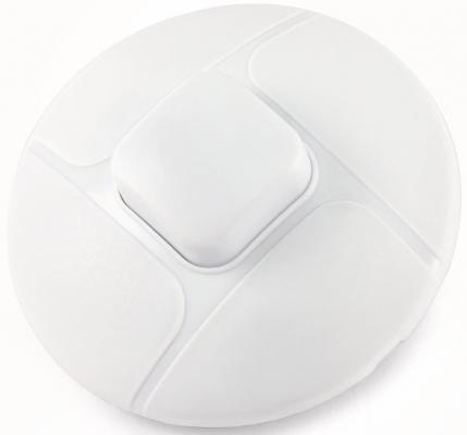 Выключатель Lux SF-07 2 A белый (напольный)