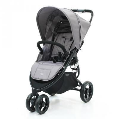 Прогулочная коляска Valco baby Snap (cool grey) коляска для двойни valco baby snap duo cool grey