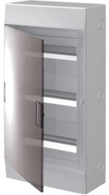 ABB 1SPE007717F9994 Бокс настенный Mistral41 36М прозрачная дверь (с клемм) 3 ряда бокс abb 1slm006502a1204