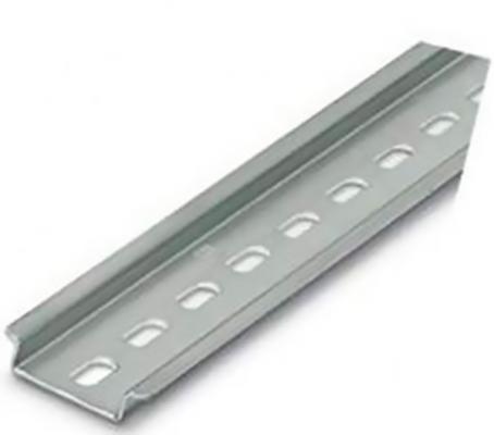 Iek YDN10-0060 DIN-рейка (60см) оцинкованная