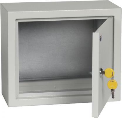 IEK_YKM40-231-31_Корпус металлический ЩМП-2.3.1-0 36 УХЛ3 IP31 {размеры 250х300х150 мм}