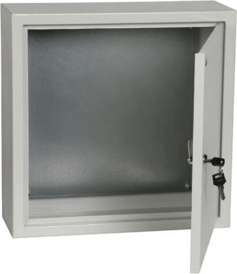 Картинка для IEK_YKM40-441-31_Корпус металлический ЩМП-4.4.1-0 36 УХЛ3 IP31 {размеры 400х400х150 мм}