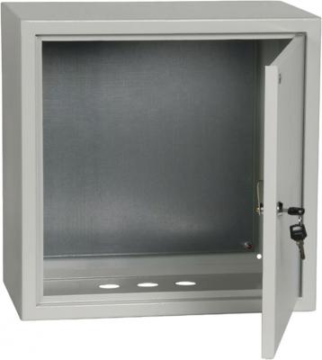 Картинка для IEK_YKM40-442-31_Корпус металлический ЩМП-4.4.2-0 36 УХЛ3 IP31 {размеры 400х400х250 мм}
