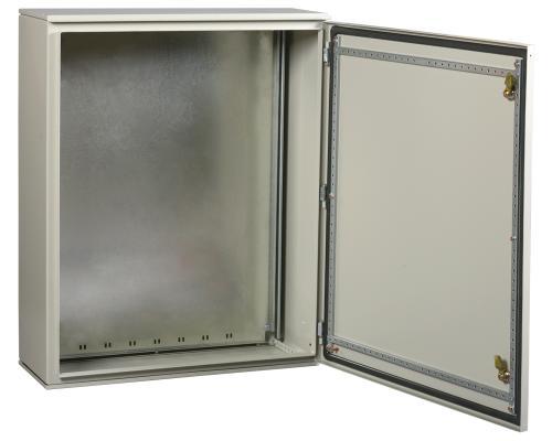 IEK [YKM40-04-65] Корпус металлический ЩМП-4-0 У1 IP65 GARANT {размеры 800х650х250 мм}