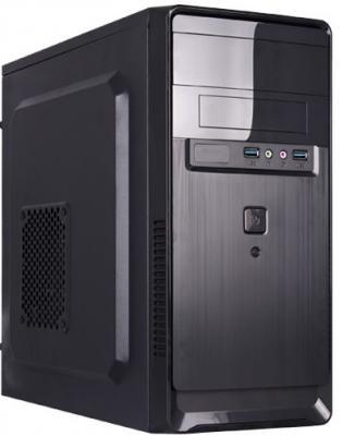 где купить Корпус microATX Navan IS002-U3-BK 450 Вт чёрный дешево
