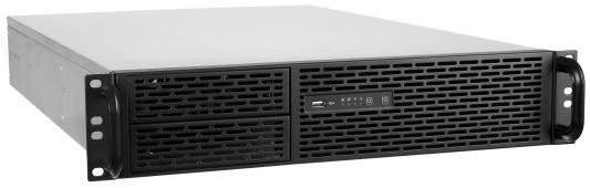 Exegate EX234959RUS Серверный корпус Exegate Pro 2U650-06/2U2098L <RM 19, высота 2U, глубина 650, БП 600ADS, USB>