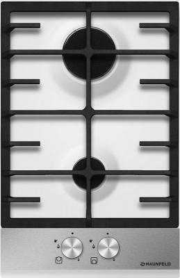 Варочная панель газовая Maunfeld MGHG.32.21W белый цена и фото