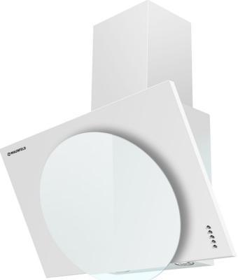 Вытяжка подвесная Maunfeld TOWER L (PUSH) 60 белый белый