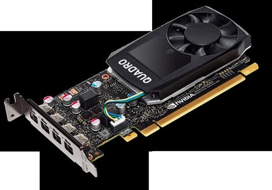 Видеокарта HP Quadro P620 3ME25AA PCI-E 2048Mb GDDR5 128 Bit Retail цена и фото